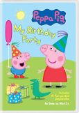 Video/DVD. Title: Peppa Pig: My Birthday Party