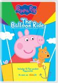 Video/DVD. Title: Peppa Pig: Balloon Ride