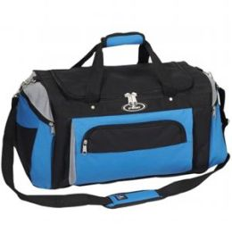 Everest Trading S232-RB 24 in. Deluxe Sports Duffel Bag