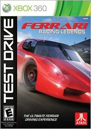 Test Drive Ferrari Racing Legends X360