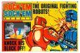 Product Image. Title: Rock'em Sock'em Robots Game