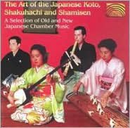 Art of the Japanese Koto, Shakuhachi and Shamisen [#1]