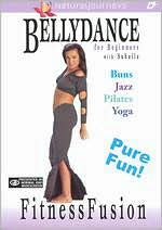 Bellydance Fitness Fusion for Everybody with Suhaila