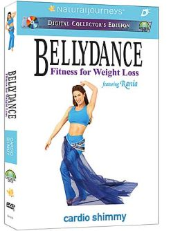 Bellydance Fitness for Weight Loss: Cardio Shimmy