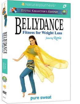 Bellydance Fitness for Weight Loss: Pure Sweat by Goldhill Home Media ...