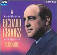 A   Richard Crooks Serenade
