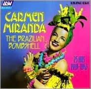 Brazilian Bombshell: 25 Hits (1939-1947)