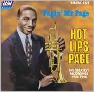 Pagin' Mr. Page
