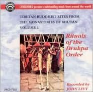 Tibetan Buddhist Rites From the Monasteries of Bhutan, Vol. 1: Rituals of the Drukpa...