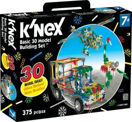 K'NEX Classic 30-Model Building Set