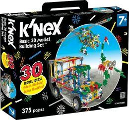 K'NEX Classic 30-Model Building Set