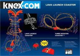 Lava Launch Coaster