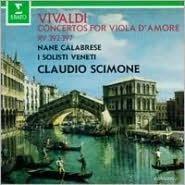 Vivaldi: Viola d'Amore Concertos