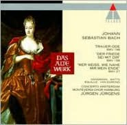 Bach: Cantatas 198, 158, & 27