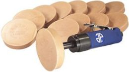 Astro Pneumatic AP 1232 Pinstripe Removal Tool with 12 Eraser pads