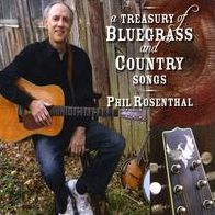 A Treasury of Bluegrass & Country Songs