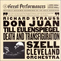 Strauss: Til Eulenspiegel's Merry Pranks, Don Juan, Death And Transfiguration