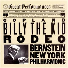 Copland: Rodeo (Four Dance Episodes)/Billy the Kid-Ballet Suite