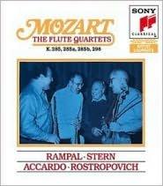 Mozart: The Flute Quartets
