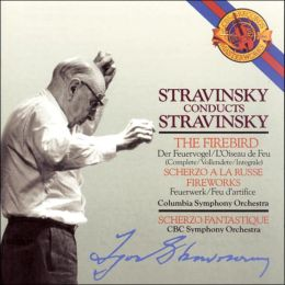 Stravinsky Conducts Stravinsky Symphonies