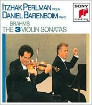 Brahms: The 3 Violin Sonatas [1989 Recording]