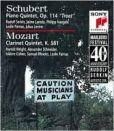 CD Cover Image. Title: Marlboro Music Festival: 40th Anniversary