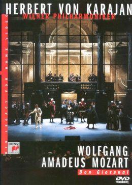 Herbert Von Karajan - His Legacy for Home Video: Don Giovanni