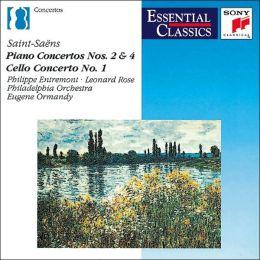 Saint-Saëns: Concertos