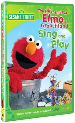 Sesame Street: The Adventures of Elmo in Grouchland -  Sing and Play