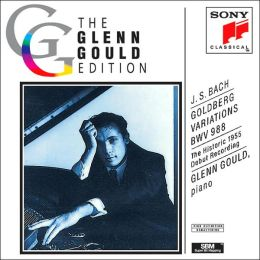 glenn gould edition bach goldberg variations 1955 version by sony glenn gould 74645259420. Black Bedroom Furniture Sets. Home Design Ideas