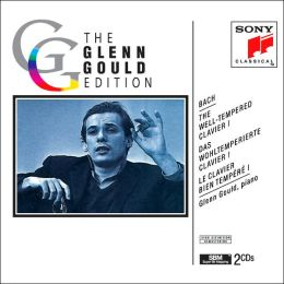 The Glenn Gould Edition: Bach: The Well-Tempered Clavier, Book I
