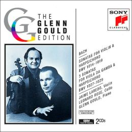 The Glenn Gould Edition: Bach: Violin & Gamba Sonatas