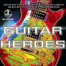Guitar Heroes [Sony Box Set]