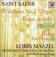 Camille Saint-Saens: Organ Symphony; Tone Poems