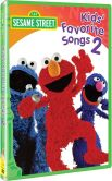Video/DVD. Title: Sesame Street: Kids' Favorite Songs, Vol. 2
