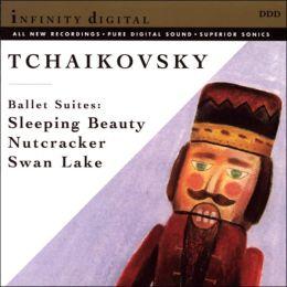 Tchaikovsky: Ballet Suites: Sleeping Beauty, Nutcracker, Swan Lake