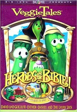Veggie Tales: Heroes of the Bible - Lions, Sheperd