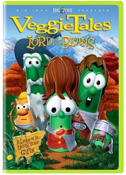 Veggie Tales - Lord of the Beans