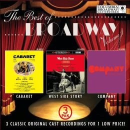 Best of Broadway, Vol. 1: Cabaret/West Side Story/Company