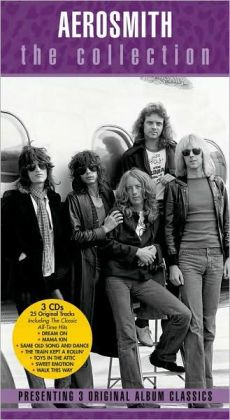 The Collection: Aerosmith/Get Your Wings/Toys in the Attic [2004 Long Box]