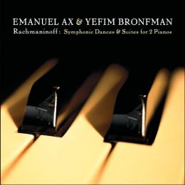 Rachmaninoff: Symphonic Dances & Suites for 2 Pianos
