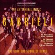 CD Cover Image. Title: The Antiphonal Music of Gabrieli, Artist: Chicago Symphony Brass