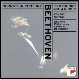 Bernstein Century: Beethoven: Symphonies Nos. 4 & 5 and