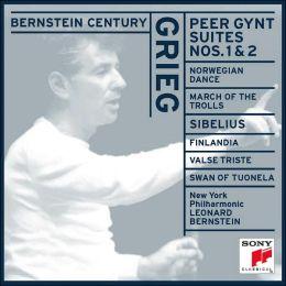 Grieg: Peer Gynt Suites Nos. 1 & 2; Norwegian Dance; March of the Trolls; Sibelius: Fin