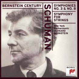 Schuman: Symphonies Nos. 3, 5 & 8