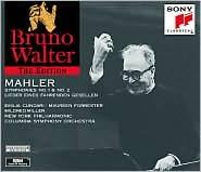 Mahler: Symphonies No. 1 & No. 2; Lieder eines fahrenden Gesellen