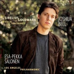 Sibelius, Goldmark: Violin Concertos