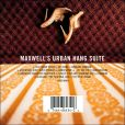 CD Cover Image. Title: Maxwell's Urban Hang Suite, Artist: Maxwell