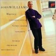 Steve Gray: Guitar Concerto; Richard Harvey: Concerto Antico