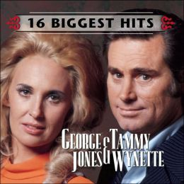 16 Biggest Hits: George Jones & Tammy Wynette